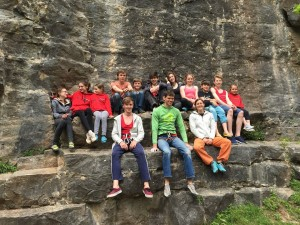 Rock Climbing Coaching in Cheddar Gorge