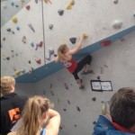 Lucy Rattue Climbing Well