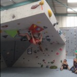 Imogen on a roof problem in the qualifiers